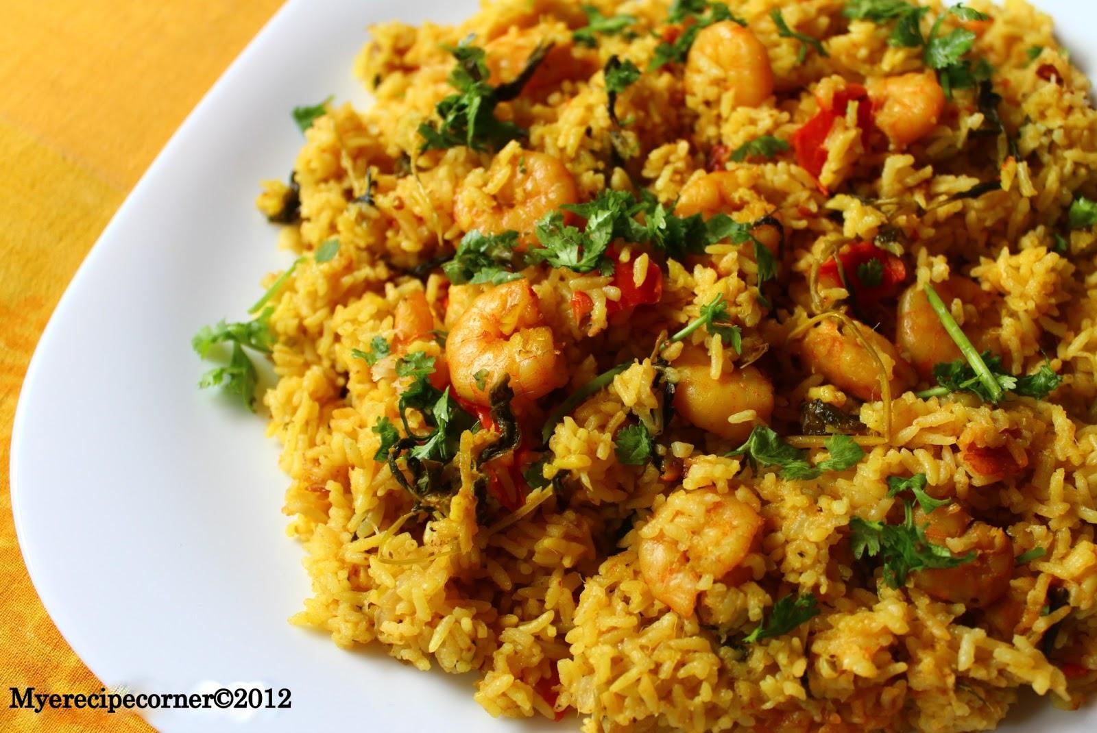 Shrimp Biryani Recipes — Dishmaps