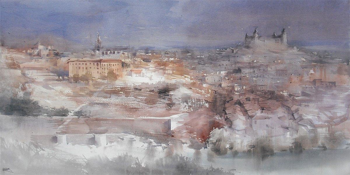 Art Of Watercolor October 2012