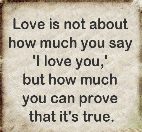 quotes about love love on quotes