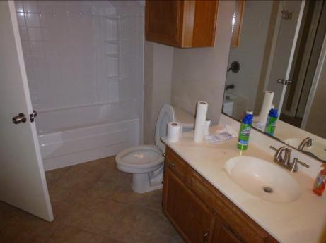 Bathroom Renovations Under $2000 bathroom remodel reveal! ~ lindsey does