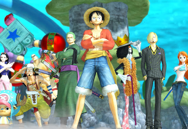 One Piece: Pirate Warriors 3 preview