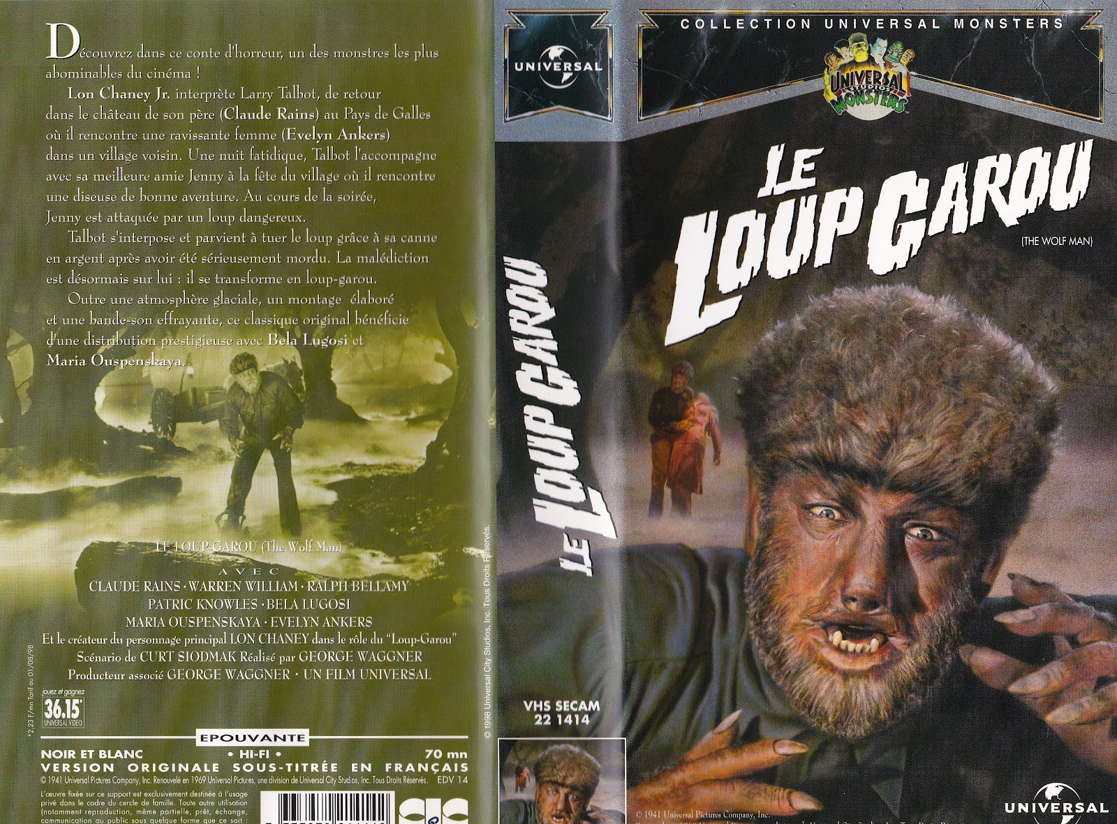 comparing le loupgarou and ol higue Csec english b poems a mother might wish ill on her child the ol' higue is implying that, again le loupgarou - literature notes.