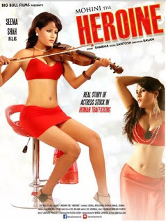 18+ Mohini The Heroine (2015) Hindi Movie DVDRip 350MB Download