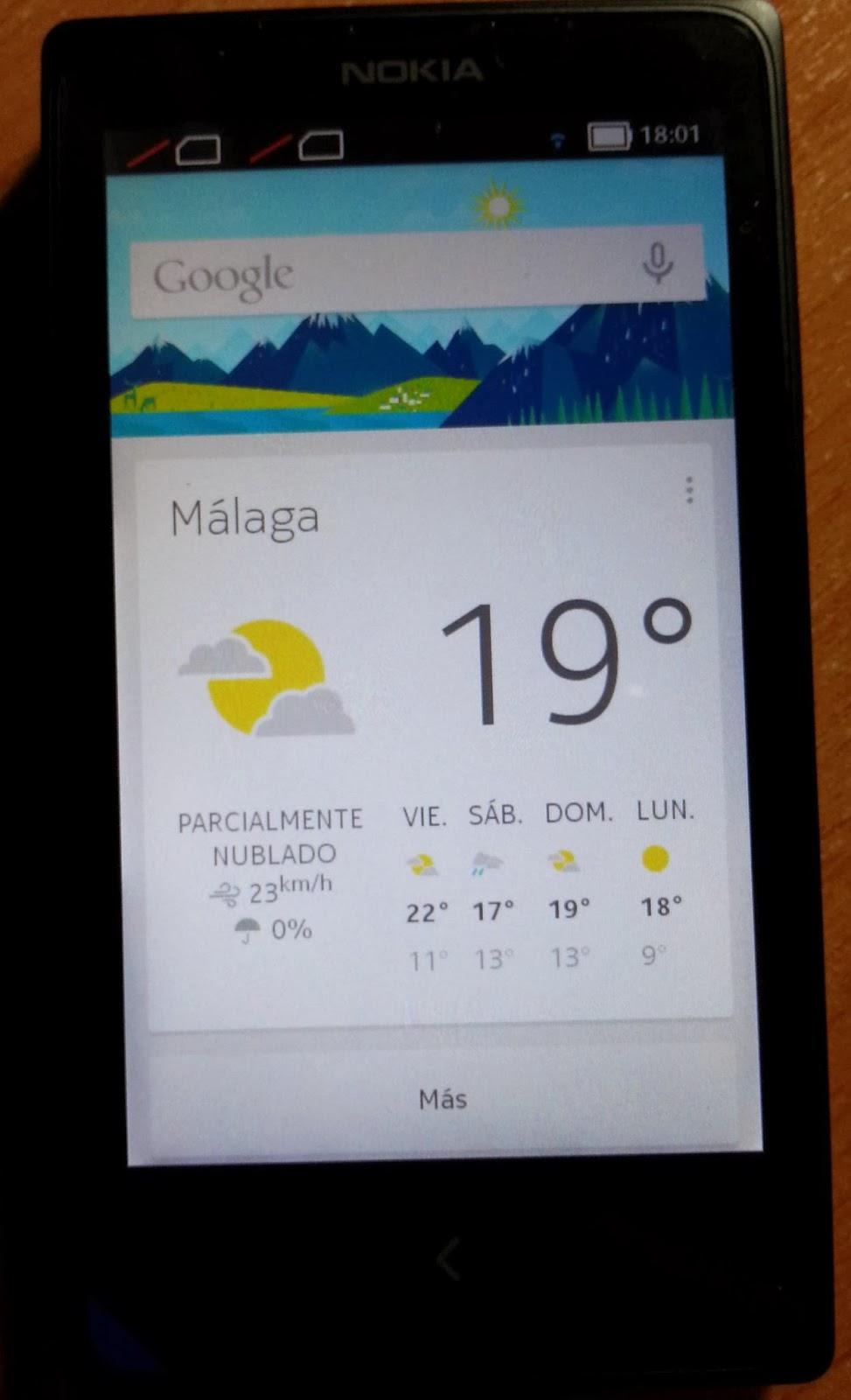 Nokia X Google Play Store