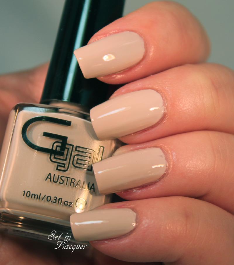 Glitter Gal Nuddy Nude