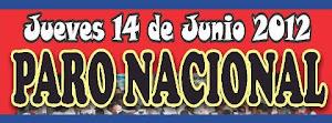 ARCHIVOS SOBRE PARO DEL 14 DE JUNIO 2012