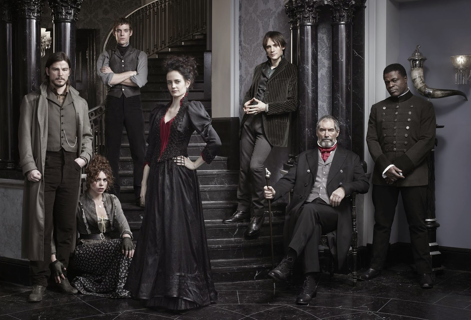 Penny Dreadful Series Vampiros Tropa Friki