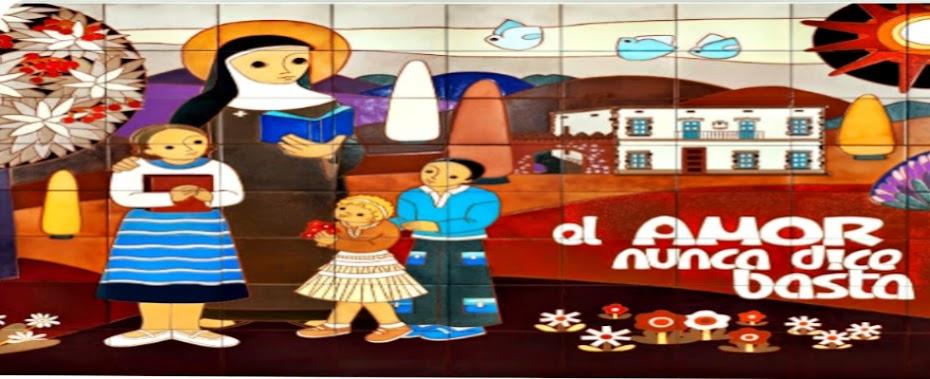 Departamento Pastoral Colegio A.P.A La Encarnación - Villena