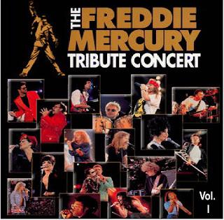 Concierto Tributo A Freddie Mercury Vol. I (BBC Radio)