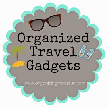 Organized Travel Gadgets