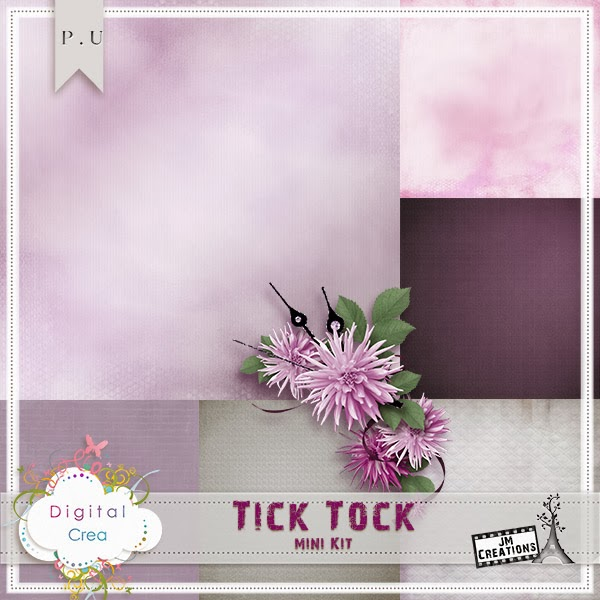 Tick Tock for only 1 Euro + Freebie and chance to Win and Sale!!!