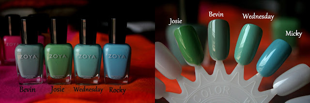 Zoya Bevin Vs Wednesday Makeup, Beauty ...