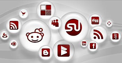 geekalicious social media icons