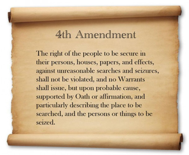 the 4th amendment right and patriot This is a nonpartisan rally focused on the violations of our privacy by the nsa and other government agencies through legislation like the patriot act.
