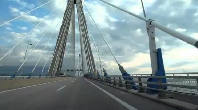 Θρίλερ με την αναζήτηση 31χρονης που πήδηξε από τη Γέφυρα Ρίου-Αντιρρίου - ΒΙΝΤΕΟ