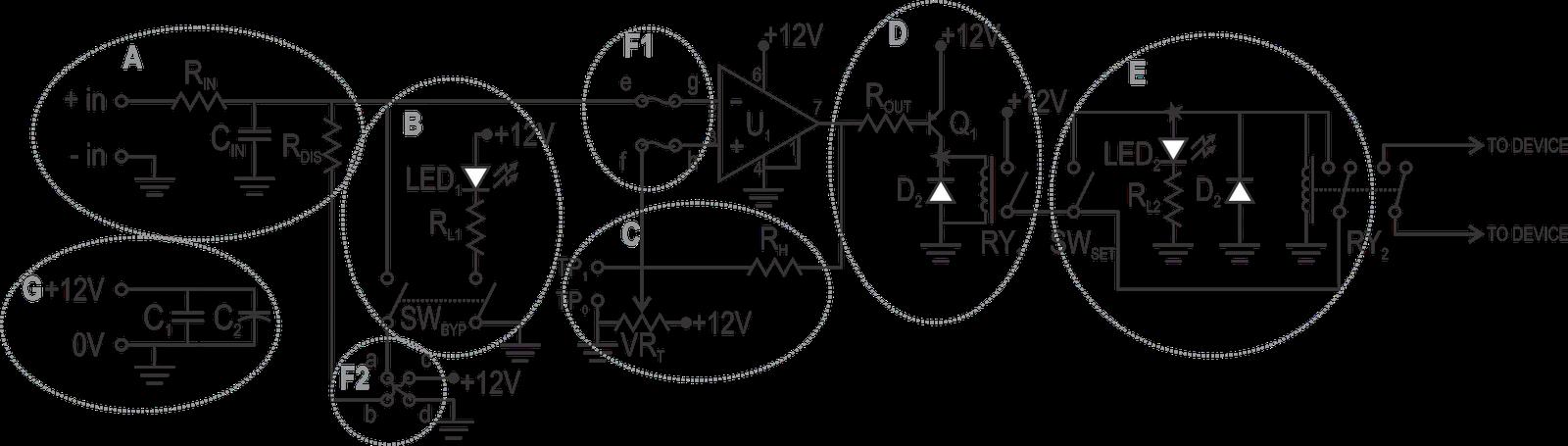 Interlock Circuit Diagram | William Paul Safety Interlock Circuit For Vacuum Systems