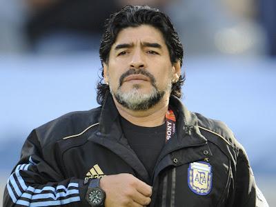Inilah Syarat Maradona Jadi Pelatih Timnas Indonesia
