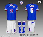 Yet another requested team, the Mexican Cruz Azul, the eight time champion . (cruz azul home)