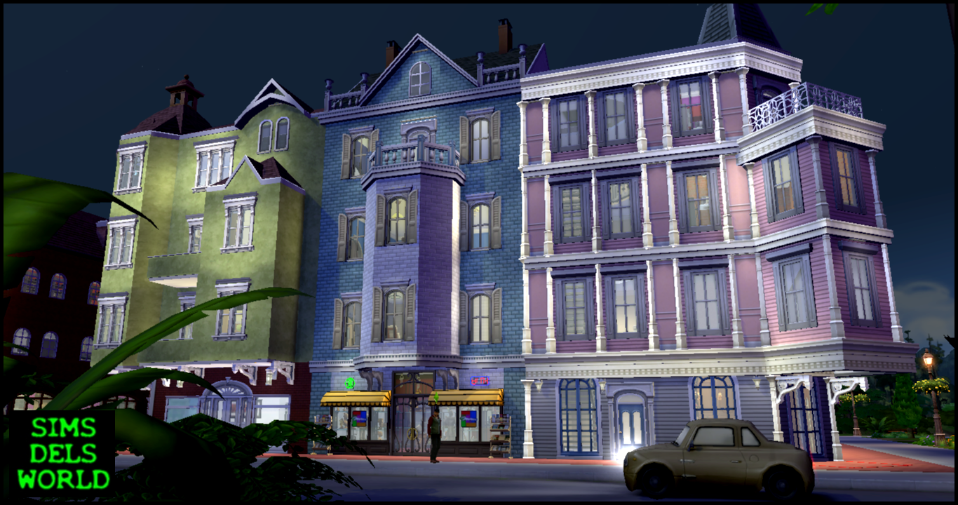 sims 4 how to find sims in town