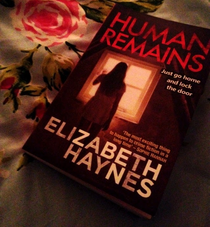 Book Review on Human Remains by Elizabeth Haynes