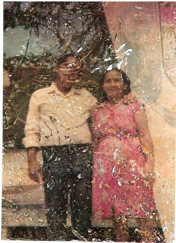 Meu Pai e Minha Mãe: SAUDADES