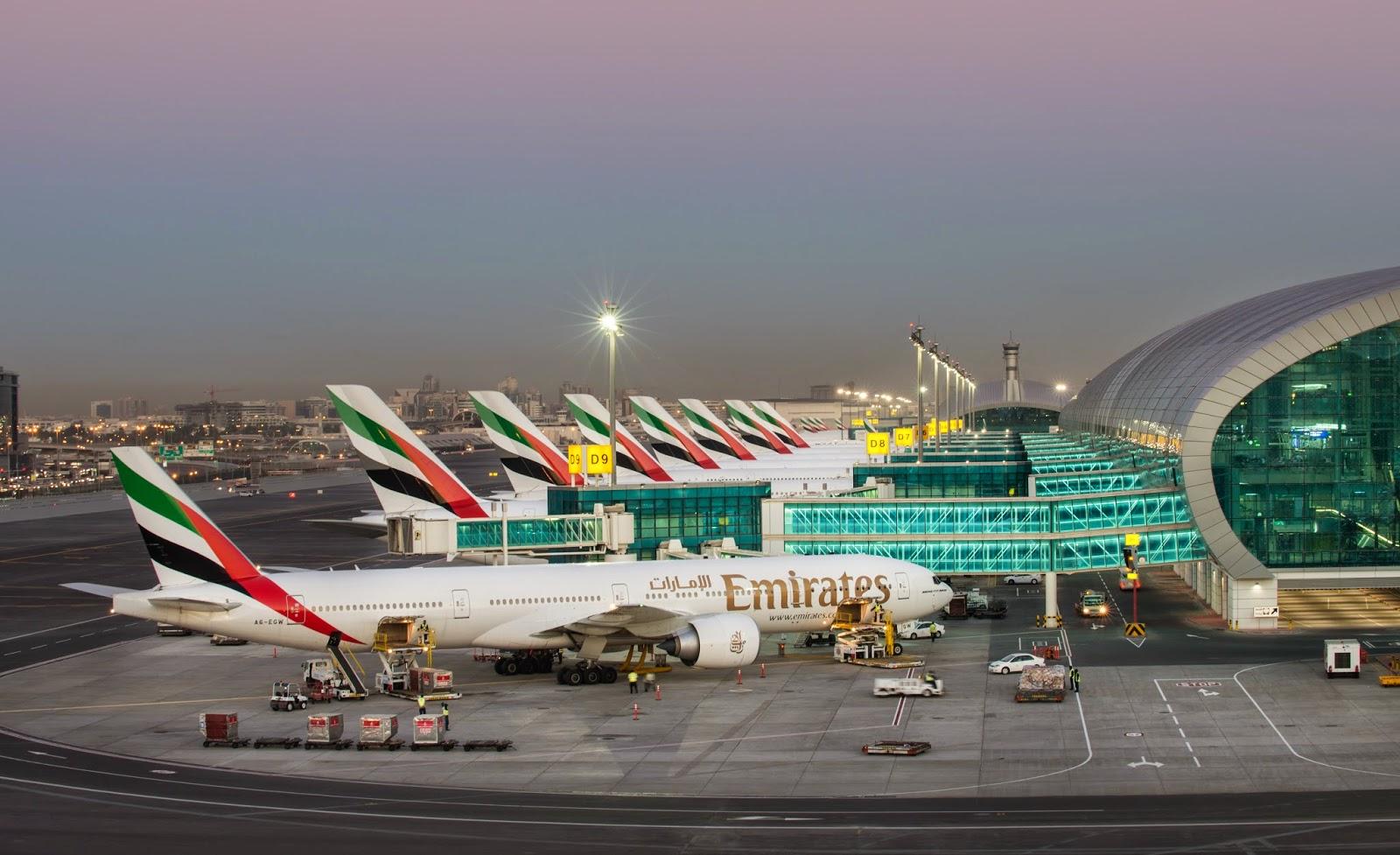 Dubai Airport Job Openings 2015