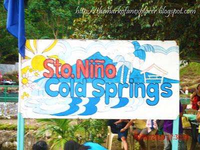 Sto. Niño Cold Spring Camiguin Island