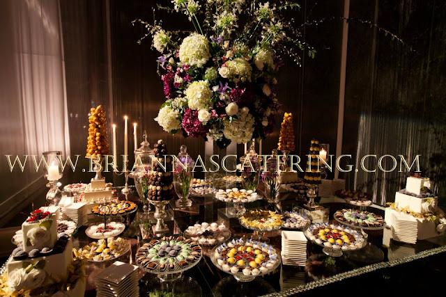 decorar mesa de dulces para boda