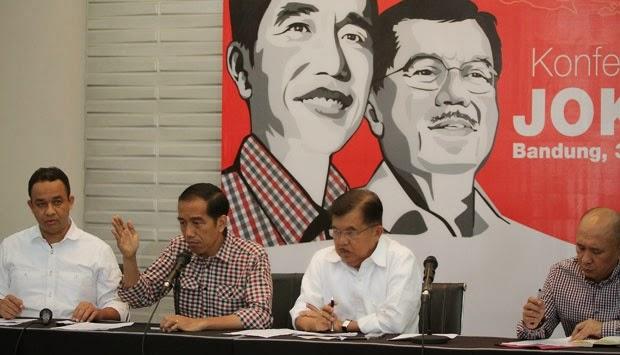 Kabinet Alternatif Usulan Rakyat (KAUR) by. Jokowi