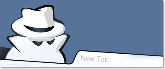 how to turn on incognito chrome