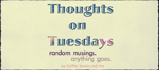 Thoughts on Tuesdays: Covering Books