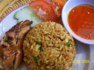 Cara Membuat Nasi Goreng Lezat Enak