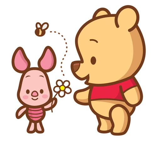 Peque os personajes disney para imprimir imagenes y for Imagenes movibles anime