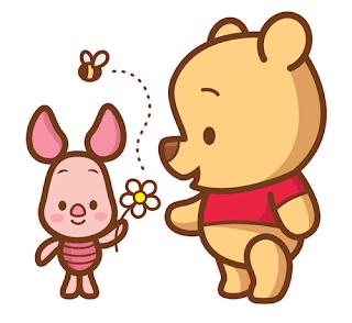 winnie the pooh y pigglet