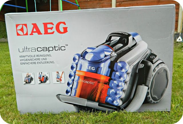 AEG UltraCaptic Box
