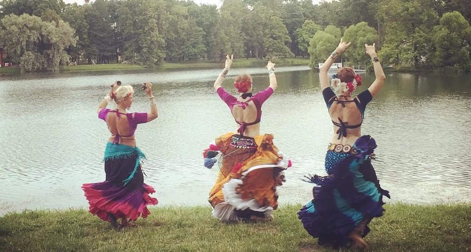 Berenike - American Tribal Style® bellydance