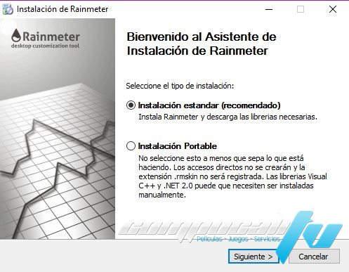 Rainmeter Versión 3.3 Personaliza tu escritorio