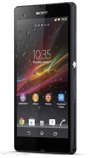 Latest Sony Xperia Smartphone