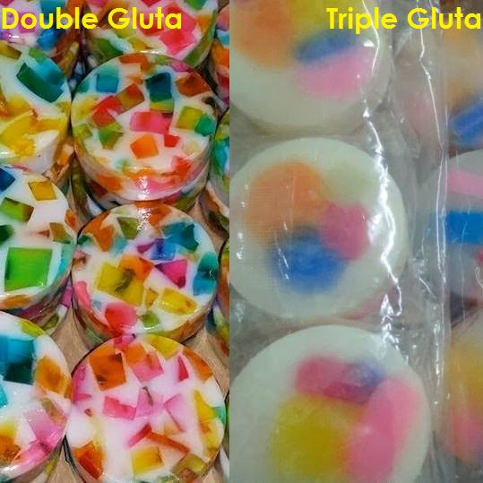Promosi Sabun Gluta 100gm.. Boleh Mix