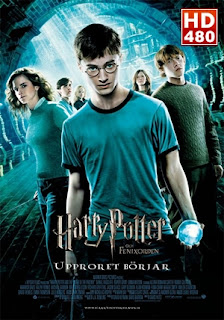 Ver pelicula Harry Potter 5: Harry Potter y la Orden del Fenix (2007) gratis