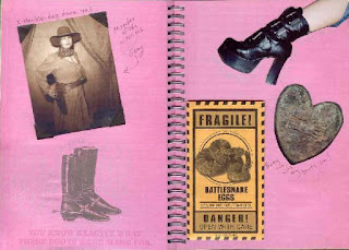 smash book boots for walking
