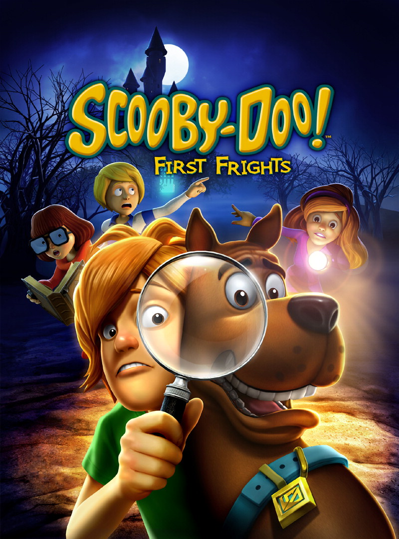 Scooby Doo First Frights - PC
