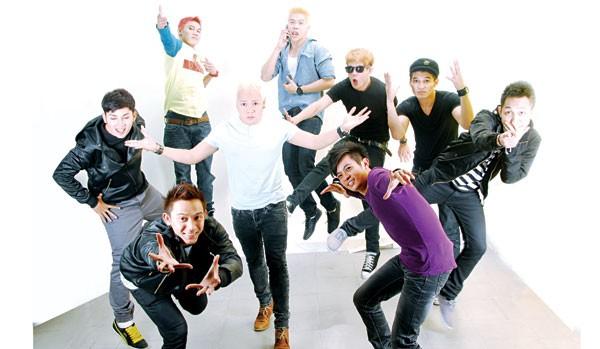 Xo Korean Band Boy