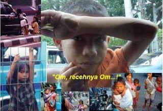 Keunikan Pengemis Indonesia