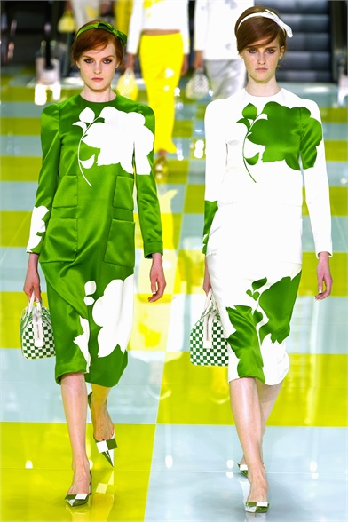 louis vuitton runway 2013