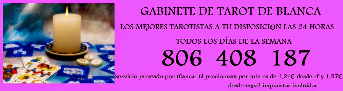 GABINETE DE TAROT DE BLANCA