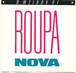 Baixar CD Roupa Nova – O Melhor De Roupa Nova Download