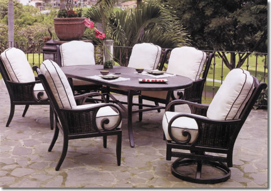 Patio Furniture March 2011