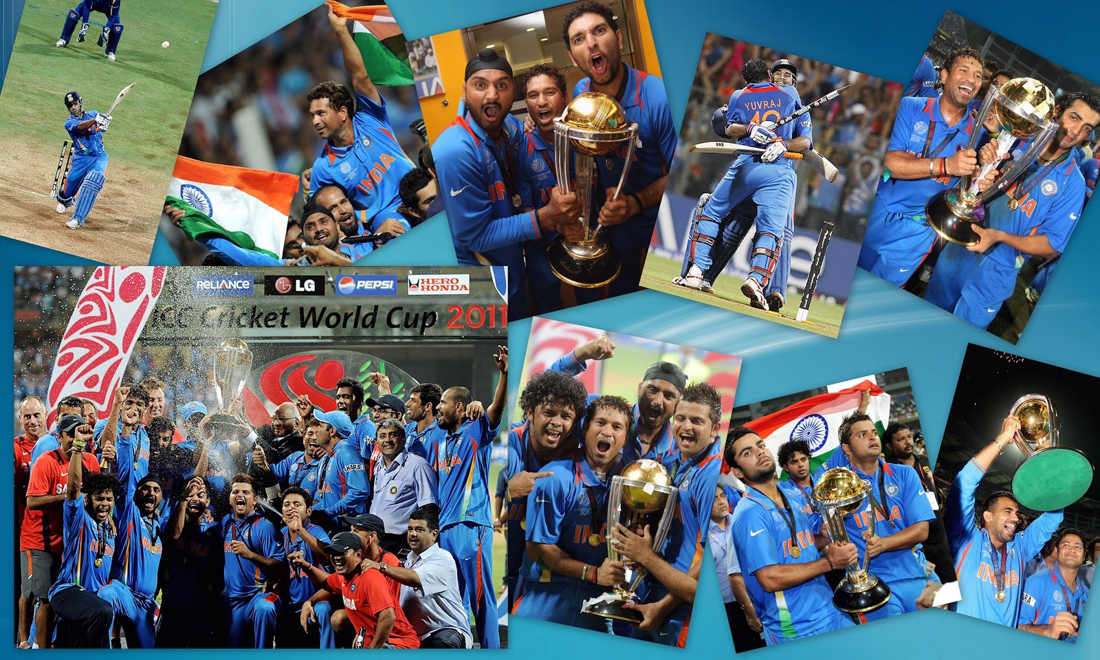 world cup 2011 India defeated sri lanka by six wickets to win the 2011 cricket world cup on saturday in mumbai (scroll down for video highlights and photos) the victory marked india's first cricket world cup title in 28 years and followed an historic semifinal match against archrival pakistan india was also.