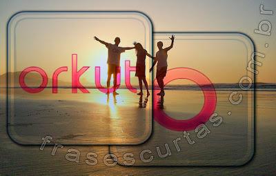 Frases de Depoimentos e Perfil do Orkut